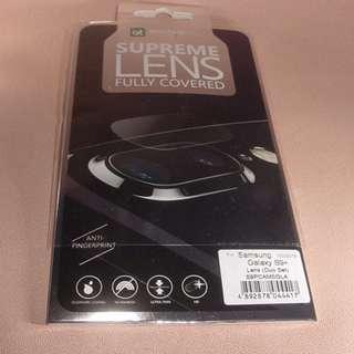 SAMSUNG GALAXY S9 PLUS軟性鏡頭玻璃貼 防指紋 0.2mm AT品牌榮獲:最佳手機配件大獎