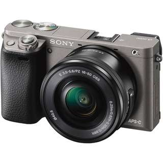 Sony A6000 Digital Camera APS-C