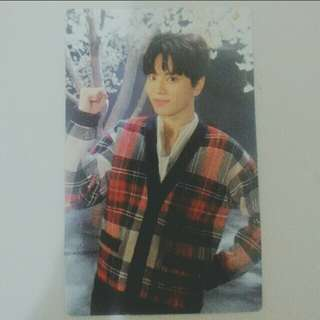 Infinite Sungjong Top Seed photocard