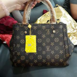 Luxurious bag