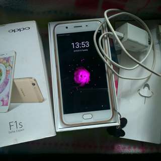 OPPO F1s, Good as new
