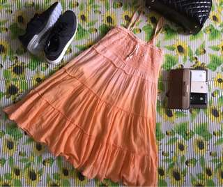 Can be dress or skirt (like new)