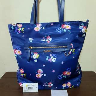 Cath Kidston Busby Bunch Aster Tote