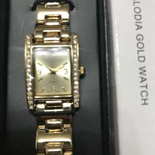 ALODIA GOLD WATCH