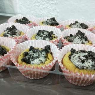 Cookies & cream pods