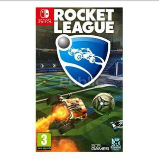 Switch Rocket League