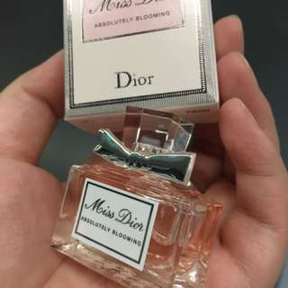Miss Dior Absolute Blooming EDP mini 5ml