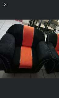 Hurry!!! Sofa!  3 seater and 2 single seater