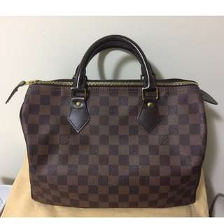 LOUIS VUITTON SPEEDY DAMIER AUTHENTIC