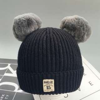 Cute mickey mouse babyhat