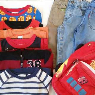 Assorted Kids  Apparel for Boys