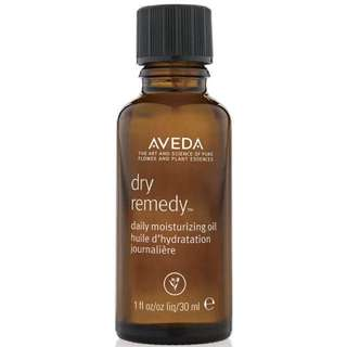 Aveda Dry Remedy Dairy Moisturizing Oil 30ml 水漾滋潤頭髮精華