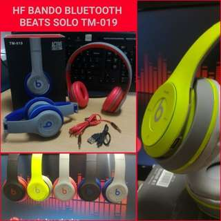 Beat tm 019 OEM hf headphone bluetooth wireless handsfree