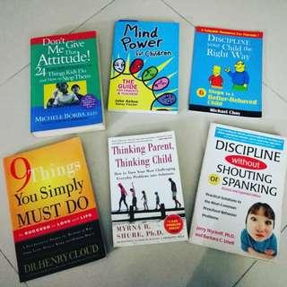 Parenting & Motivational Books