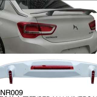 HONDA CIVIC FC rear spoiler