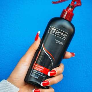 Tresemme heat protectant spray