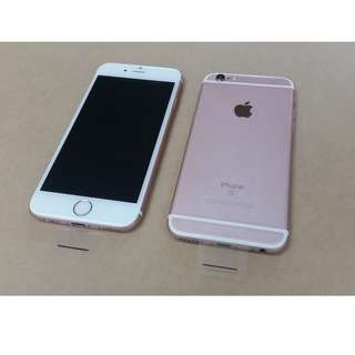 iPhone 6S, Rose Gold, 64GB [Used- Like New]