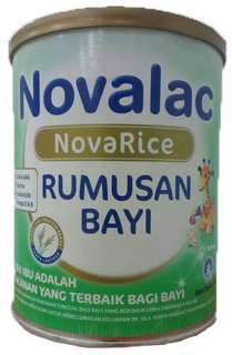 Novalac Novarice
