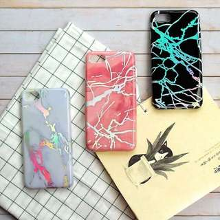 Holo Marble High Quality Tipe Iphone & Oppo