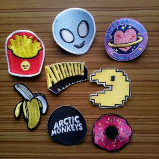 PATCH 5.000/item TERMURAH!!