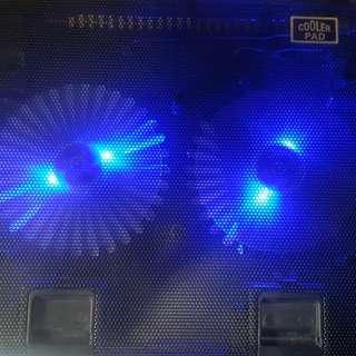 Cooling Pad (Blue Light)