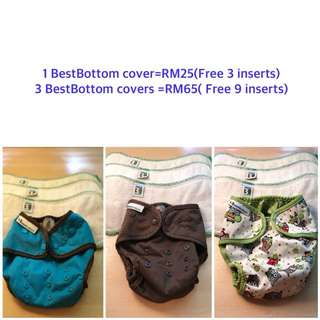 Branded Best Bottom Cloth Diaper