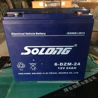 電動車鉛酸電池