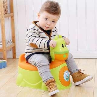 Training Potty - Wheels Type