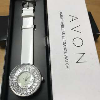 AVON TIMELESS ELEGANCE WATCH
