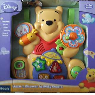 Vtech Disney Learn n Discover Activity Centre