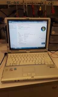 Offer now !!! Tablet laptop Fujitsu T4220