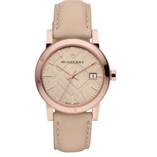 Burberry Rose Gold Women Watch