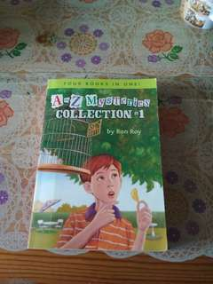A to Z mystery collection
