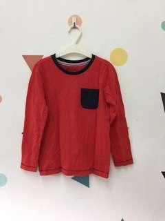 Mothercare - Long Sleeve Shirt