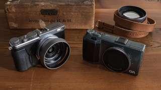 Fujifilm Fuji X70 Black/Silver