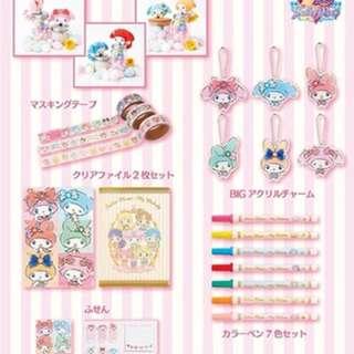 全新Sailor Moon X My Melody 精品