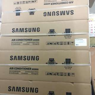 Free Installation SAMSUNG  Split Type Aircon  Inverter