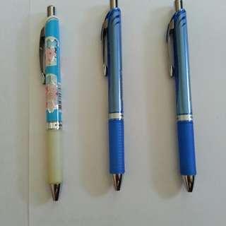 Energel pens