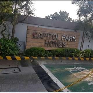 House and Lot in Capitol Homes Park, brgy Matandang Balara Quezon City