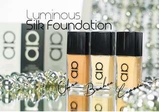 Alha Alfa Luminous Silk Foundation