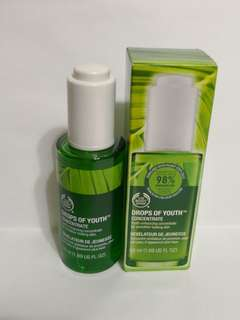 The Body Shop 植物幹細胞活肌精華50ml
