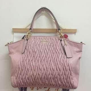 Coach Authentic Pink Pastel