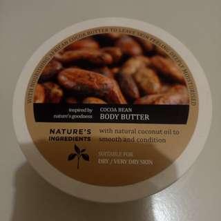 Cocoa Bean Body Butter