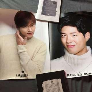 Korean Actors Posters