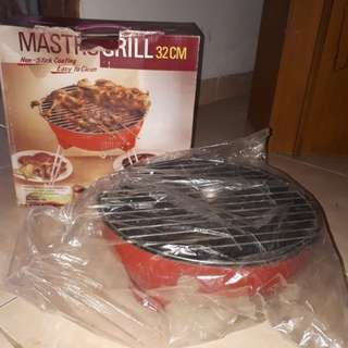 Mastro grill 32 cm
