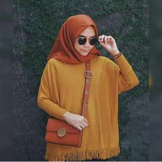 RAIDA SWEATER