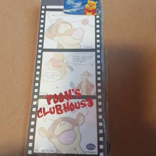 BN Winne the pooh with Tigger memo pad
