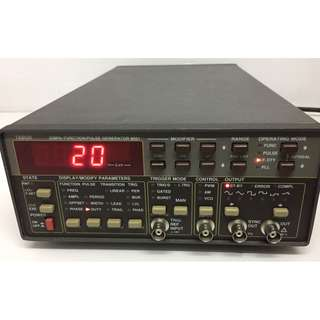 TABOR 8551 50 MHZ FUNCTION / PULSE GENERATOR
