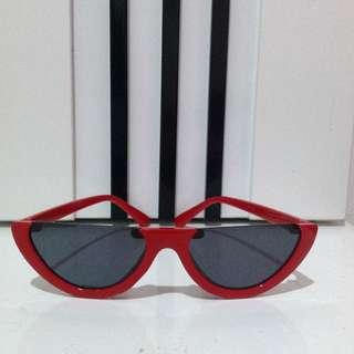 Red watermelon sunglasses