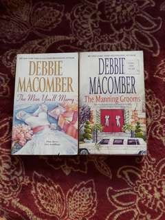 Debbie Macomber -2books/4stories